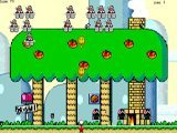Super Mario Space invaders - juegos de mario bros 0