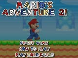 Mario's Adventure 2 - Juegos de Mario Bros All star
