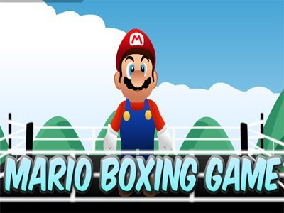 Mario Boxing Game - Juegos de Mario Bros vs Zombies